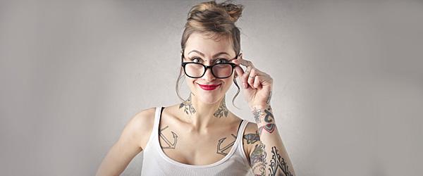 Tattoos- Piercings-Beruf-Jobkiller