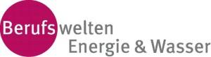 Logo Berufswelten Energie und Wasser